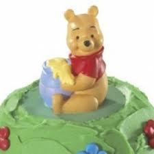 winnie the pooh cake topper winnie the pooh picnic cake topper