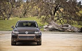 volkswagen jeep 2013 luxury diesel suv comparison truck trend