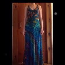 handmade from thailand tie dye maxi dress from nareenart u0027s