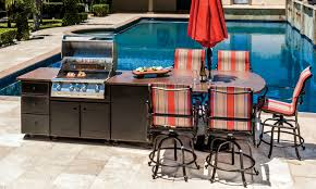 kitchen island grill outdoor kitchens kitchen islands grill seating island gensun
