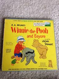 winnie the pooh photo album a a milne s winnie the pooh and eeyore 1926 rca records