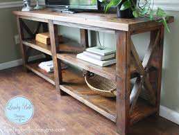 rustic x console table lumley designs rustic x console table farmhouse style table table