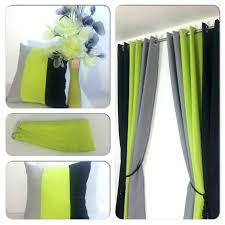 Green Striped Curtains Green Striped Curtains And Green Curtains Curtain In Green