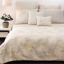 cover set lily bedding modern cotton calvin klein poppy full size of
