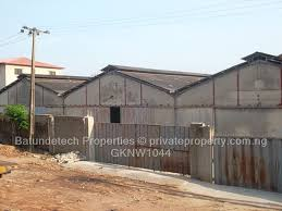 commercial property for sale in peace estate clay bus stop oregun