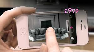 Cls Sofas Csl Sofas In Your Room Augmented Reality Iphone App Tv Ad V1 Youtube