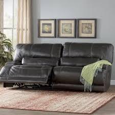 Grey Recliner Sofa Grey Reclining Sofas You Ll Wayfair