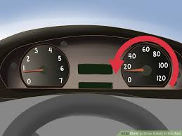 All Dashboard Lights Come On While Driving How To Drive Safely In The Rain With Pictures Wikihow