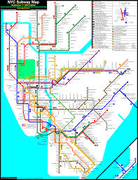 Ny Mta Map How Many Different Subways Had Stops At The Wtc Site Pre 9 11