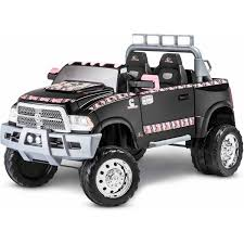 jeep stickers for girls kid trax ram 3500 dually longhorn edition 12 volt battery powered
