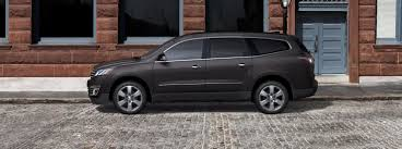 chevrolet traverse 7 seater comparison chevrolet trailblazer 2015 vs chevrolet traverse