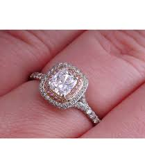 Pink Round Cushion Jewelry Rings Tiffanyleste Engagement Ring Wedding Pinterest Round