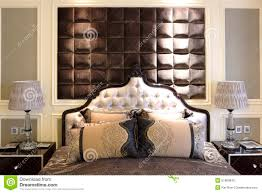 Images Of Round Bed by Round Bed With Pillows On The Floor In The Room Stock