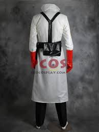 Team Fortress 2 Halloween Costumes Cosplay Costume Team Fortress White Medic Profession