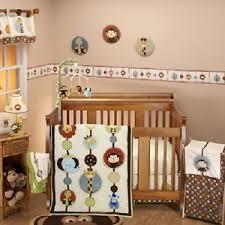 Nojo Crib Bedding Set Nojo Jungle Tales 8 Crib Bedding Set Monkey