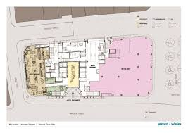 Drawing Floor Plans In Excel by Gallery Of W London Leicester Square Jestico Whiles 4