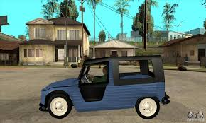 citroen mehari citroen mehari for gta san andreas