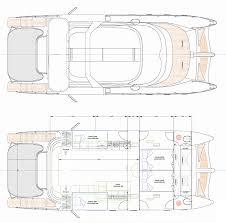 100 catamaran floor plan catamaran u2014 luxury yacht forafri
