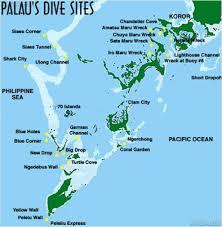 Palau Map Palau Islands Map Map Imágenes Por Ibrahim30 Imágenes Españoles