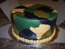 camoflauge cake birthday cakes images army pattern cool camouflage birthday cakes