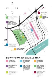 Oak Ridge Tennessee Map by Maps U2014 Art In Public Places