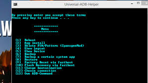 android shell commands universal adb utility simplifies common android command line tasks