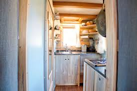 Small House Interior Photos Solar Tiny House Project On Wheels Idesignarch Interior Design