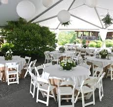 wedding table and chair rentals tent table and chair rental for weddings and more