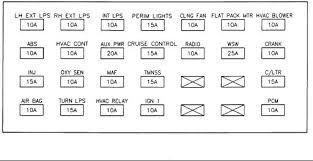 97 buick lesabre fuse box diagram buick wiring diagrams for diy