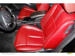 nissan altima leather seats red leather interior 2010 nissan altima 2 5 s coupe photo