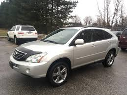 lexus car 2006 used 2006 lexus rx 400h for sale in scarborough ontario carpages ca