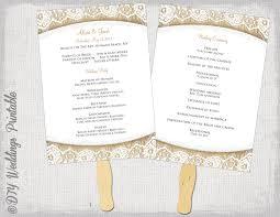 order wedding programs online printable printable wedding programs