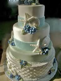 beach theme wedding cake wedding cakes pinterest wedding