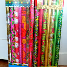 foil wrapping paper best vintage christmas wrapping paper products on wanelo