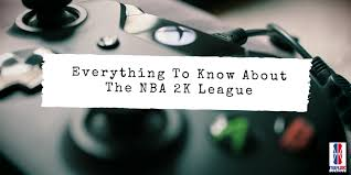 Everything To About Nba 2k League Everything To Heading Into 2018 The Ballgamer