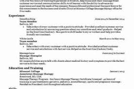 Massage Therapy Resume Samples by Community Service Resume Examples Do You Need Specific Examples