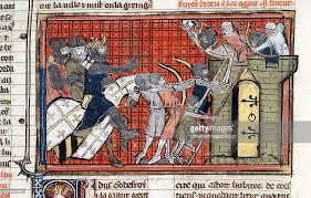 siege de style siege of a town led by godefroy de bouillon c1060 1100 1st crusade