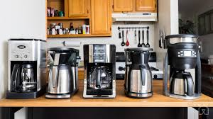 Coffee Makers With Grinders Built In Reviews The Best Coffee Maker Today Tested
