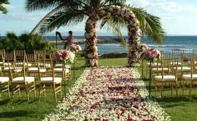 wedding flowers hawaii amazing hawaiian wedding decorations with wedding flowers hawaii