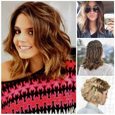 Casual Hairstyle Ideas by Casual Hairstyles For Shoulder Length Hair Celebrity Hairstyle