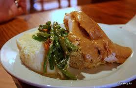 thanksgiving the disney food