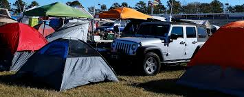 camping jeep wrangler find your campground talladega superspeedway