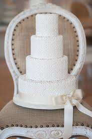 7 all white wedding cakes mon cheri bridals