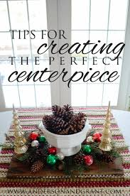 anderson grant tips for creating the perfect centerpiece