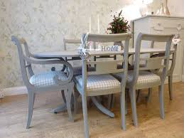 Attractive Vintage Dining Room Chairs All Home Decorations - Painting dining room chairs