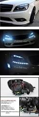 mercedes benz c class w204 07 10 facelift style led headlight