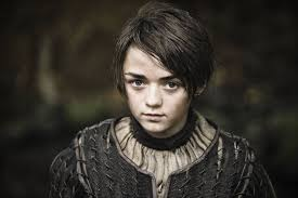 arya stark sansa stark wallpapers 568360 arya stark wallpapers