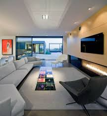 narrow modern homes 19 inspiring long living room ideas for modern homes