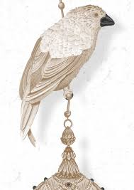 pendants and ornamental birds kit