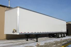 Interior Dimensions Of A 53 Trailer Strick Trailers Custom Dry Van Trailers